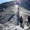 descente Half Dome