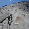 Montée du Half Dome