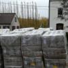 43m³ de laine de chanvre